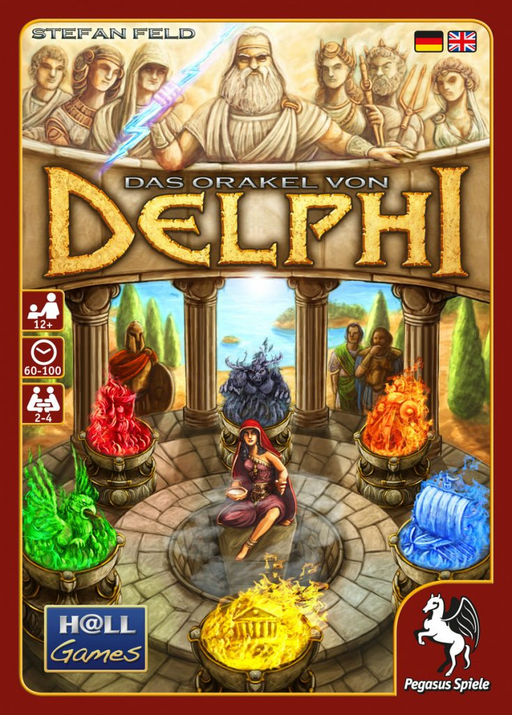 Das Orakel von Delphi (2016)
