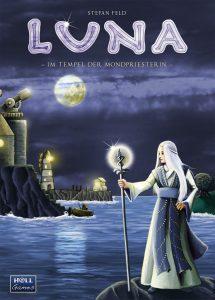 Luna - Cover 1. Auflage