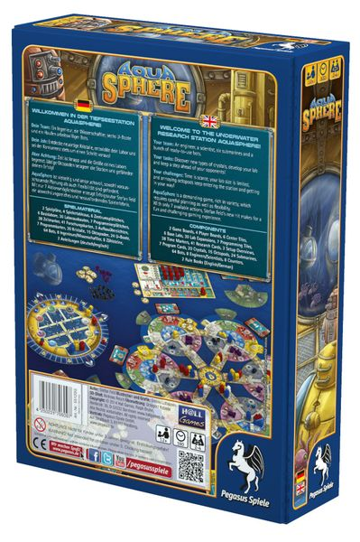 AquaSphere Box Bottom