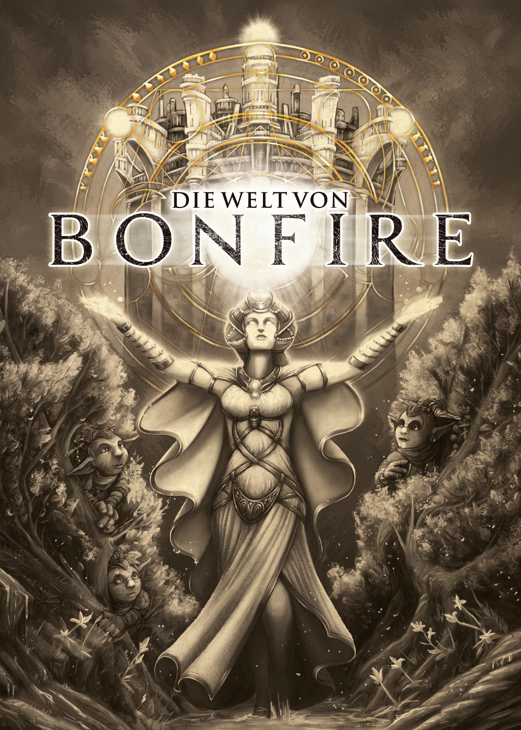 Die Welt von Bonfire Cover